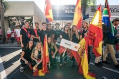 Team Spain. PHOTO: ISA / Sean Evans