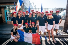 Team France. PHOTO: ISA / Sean Evans