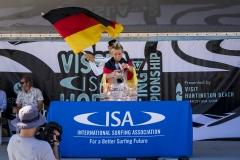 Team Germany. PHOTO: ISA / Ben Reed