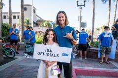 ISA Official, Erik Krammer. PHOTO: ISA / Sean Evans