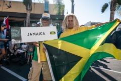 Team Jamaica. PHOTO: ISA / Sean Evans