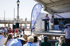 President of VHB, Kelly Miller. PHOTO: ISA / Ben Reed