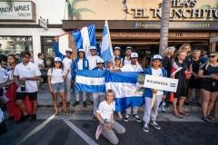 Team Nicaragua. PHOTO: ISA / Sean Evans