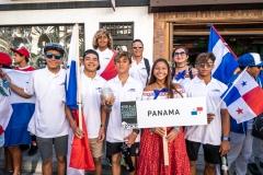 Team Panama. PHOTO: ISA / Sean Evans