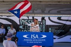 Team Puerto Rico. PHOTO: ISA / Ben Reed