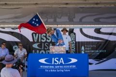 Team Samoa. PHOTO: ISA / Ben Reed