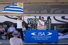 Team Uruguay. PHOTO: ISA / Ben Reed