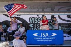 Team USA. PHOTO: ISA / Ben Reed