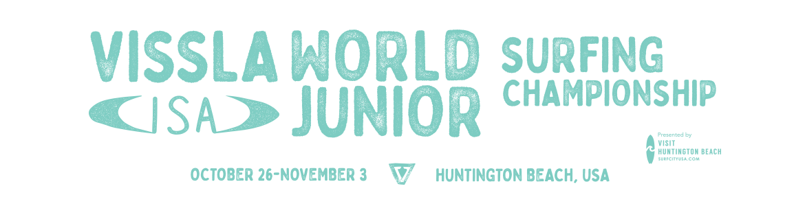 2019 VISSLA ISA World Junior Surfing Championship