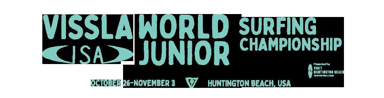 2019 VISSLA ISA World Junior Surfing Championship