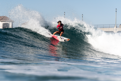 El Éxito del Programa de Becas ISA Se Demuestra en el VISSLA ISA World Junior Surfing Championship