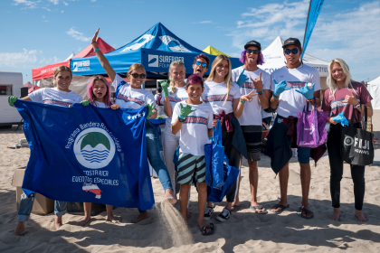 Surfrider Foundation Beach Clean Up