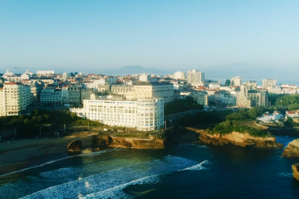 Welcome to Biarritz