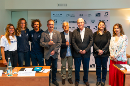 Record 32 Nations to Kick off 2019 ISA World Longboard Surfing Championship