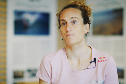 Meet Team France's Justine Dupont