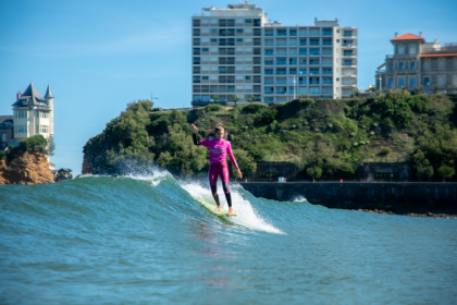 With Main Event Finals Set, ISA World Longboard Surfing Championship Heads into Home Stretch