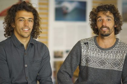 Meet Team France's Edouard & Antoine Delpero