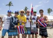 HAW - Team Hawaii Fernando Aguerre. Photo: ISA / Reed