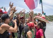 Team Mexico . Photo: ISA / Reed