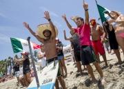 Team Mexico. Photo: ISA / Reed