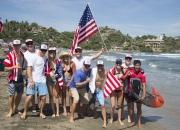 USA - Team. Photo: ISA / Brian Bielmann