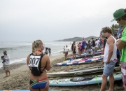 Womens Sup Distance Race Isa. PHOTO: ISA / Reed
