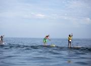 AUS - Toby Cracknell, BRA - Vinnicius Martins, JPN- Kenichiro Kaneko. PHOTO: ISA / Reed