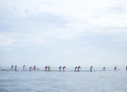 Men´s Distance Race SUP. PHOTO: ISA / Reed