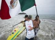 MEX - Felipe Hernandez Haw Team. PHOTO: ISA / Reed