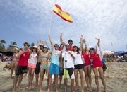 SPA - Team Spain. PHOTO: ISA / Reed