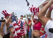 USA - Izzi Gomez Team USA. PHOTO: ISA / Reed