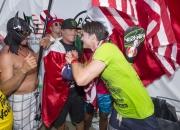 USA - Sean Poynter MEX Felipe Hernandez. PHOTO: ISA / Reed