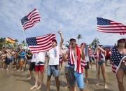 Team USA. PHOTO: ISA / Reed