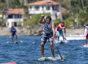 Mens Sup Race. Photo: ISA / Brian Bielmann