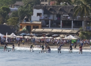 Womens Sup Race. Photo: ISA / Brian Bielmann