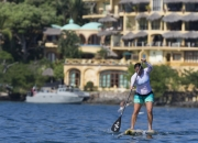 Womens Sup Race Isa. Photo: ISA / Brian Bielmann