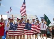 Team USA - PHOTO: ISA/ Brian Bielmann