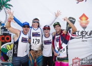 Team Hawaii. Photo: ISA / Brian Bielmann