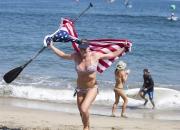 USA - Candice Appleby. Photo: ISA / Brian Bielmann