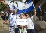 Team El Salvador. Photo: ISA / Brian Bielmann