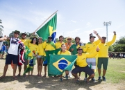 Team Brazil. Photo: ISA / Brian Bielmann
