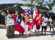 Team Chile. Photo: ISA / Brian Bielmann