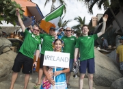 Team Ireland. Photo: ISA / Brian Bielmann