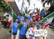 Team Italy. Photo: ISA / Brian Bielmann