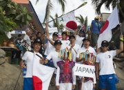 Team Japan. Photo: ISA / Brian Bielmann