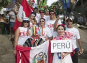 Team Peru. Photo: ISA / Brian Bielmann