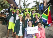 Team South Africa. Photo: ISA / Brian Bielmann