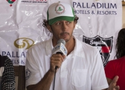 Ryan Helm (Coach Mexico) - Photo: ISA / Reed