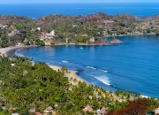 Sayulita Panorama / Photo: Ed Dorsett - Wicked Fotos / Dorsett Photography