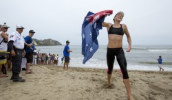 AUSTRALIA'S JORDAN MERCER 4-PEATS, USA'S CANDICE APPLEBY CLAIMS GOLD IN 20KM LONG DISTANCE RACES